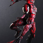 Marvel Play Arts Kai Carnage & War Machine Revealed!