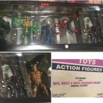 SDCC 2016 Exclusive Marvel Legends 6″ Figures Set Revealed?