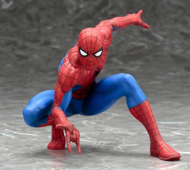 Spider-Man ARTFX+ Statue Kotobukiya 2016
