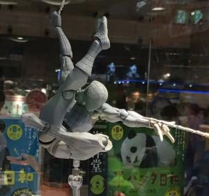 2016 Winter WonderFest Kaiyodo Revoltech Spider-Man Prototype