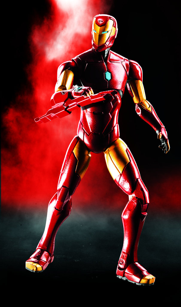 2017 Marvel Legends Invincible Iron Man Figure