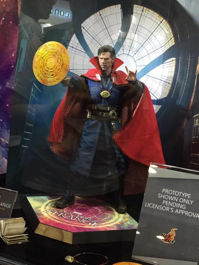 ACGHK 2016 Doctor Strange Sixth Scale Figure Hot Toys