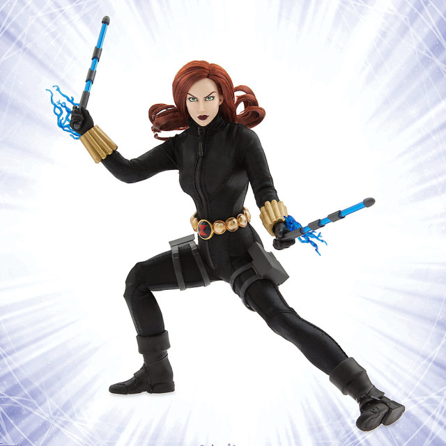 Disney Store Exclusive Marvel Ultimate Series Black Widow