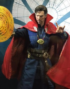 Doctor Strange Hot Toys 12 Inch Figure Revealed