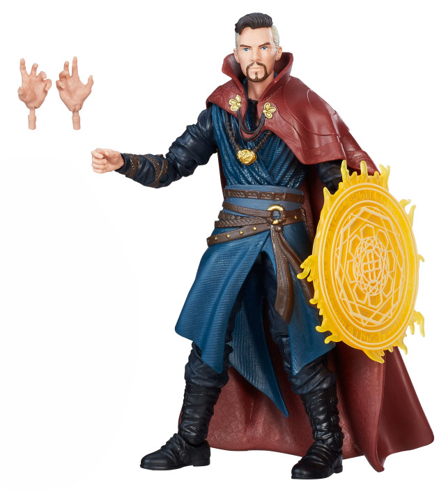Doctor Strange Marvel Legends Doctor Strange Movie Figure
