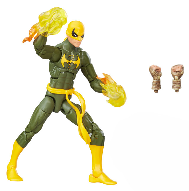 Doctor Strange Marvel Legends Iron Fist