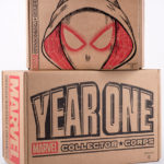 Funko Marvel Collector Corps Year One Super Box!