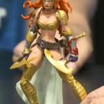 SDCC: Marvel Legends 2017 Angela! Kid Nova! DAZZLER!