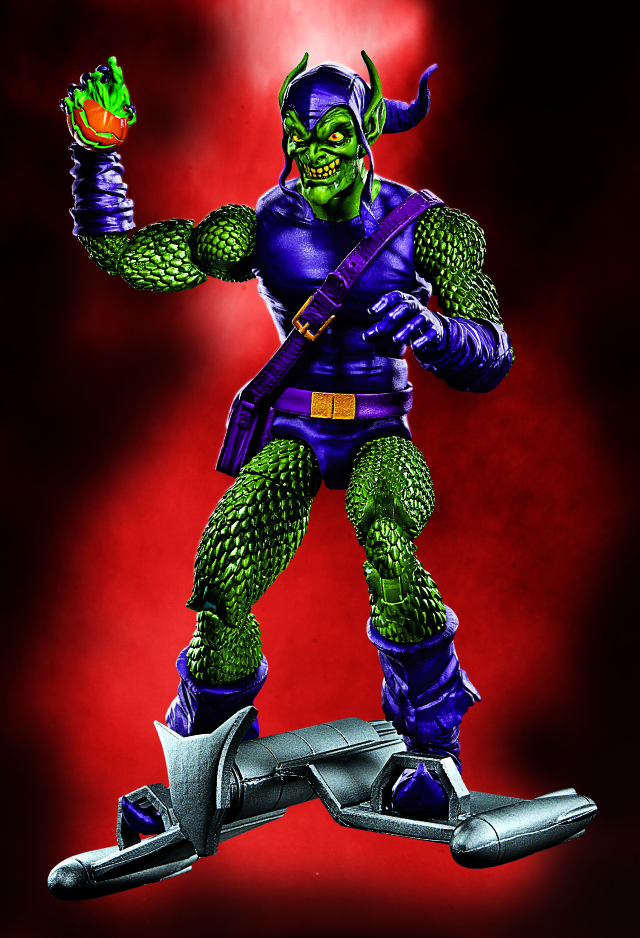 Hasbro Marvel Legends Green Goblin SDCC 2016
