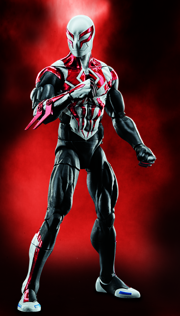 Hasbro Marvel Legends Spider-Man 2099 All New Figure
