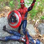 Civil War Marvel Legends Spider-Man Review & Photos