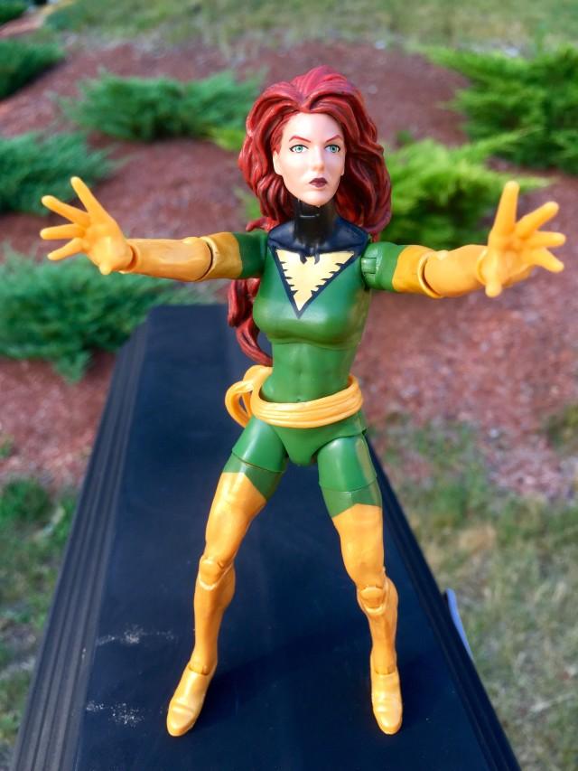 "X-Men Legends Phoenix 6"" Figure Review"