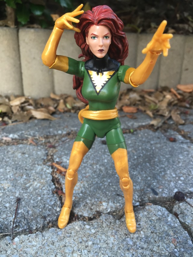 Loose Sash on Marvel Legends 2016 X-Men Jean Grey Phoenix Figure