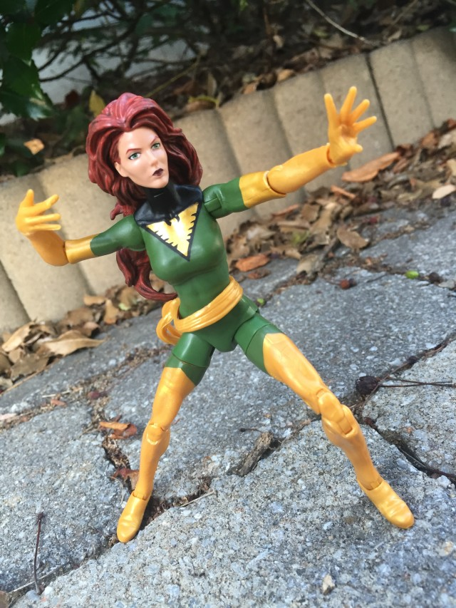 "Hasbro X-Men Legends Phoenix 6"" Action Figure"
