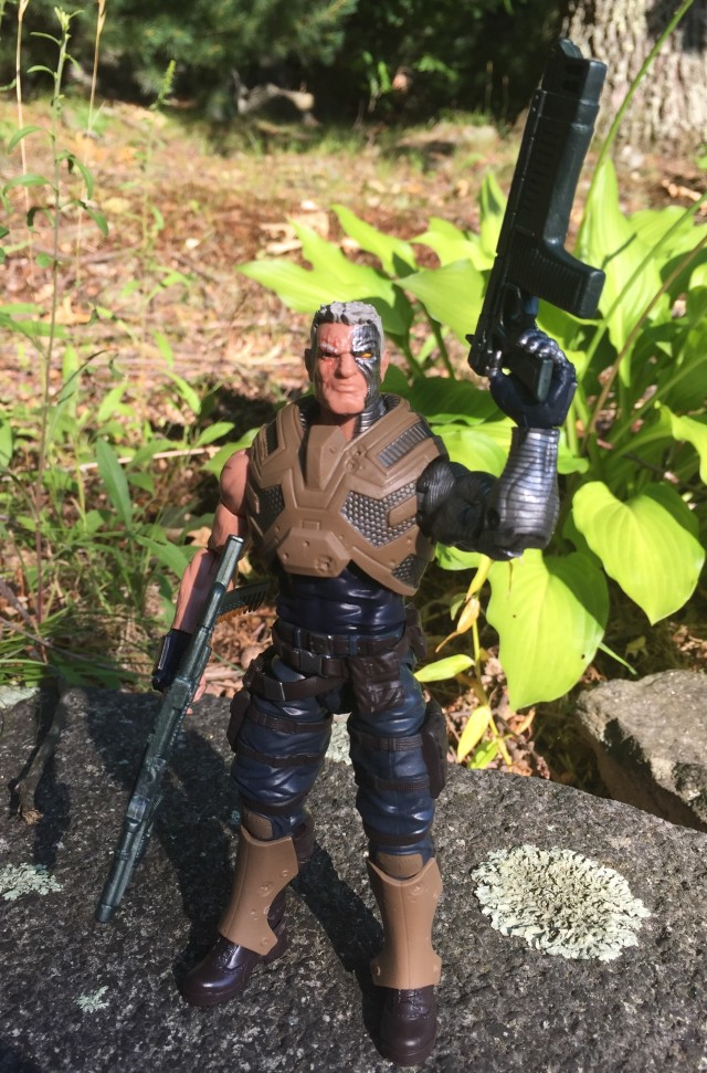 Cable X-Men Legends Hasbro 2016 Action Figure