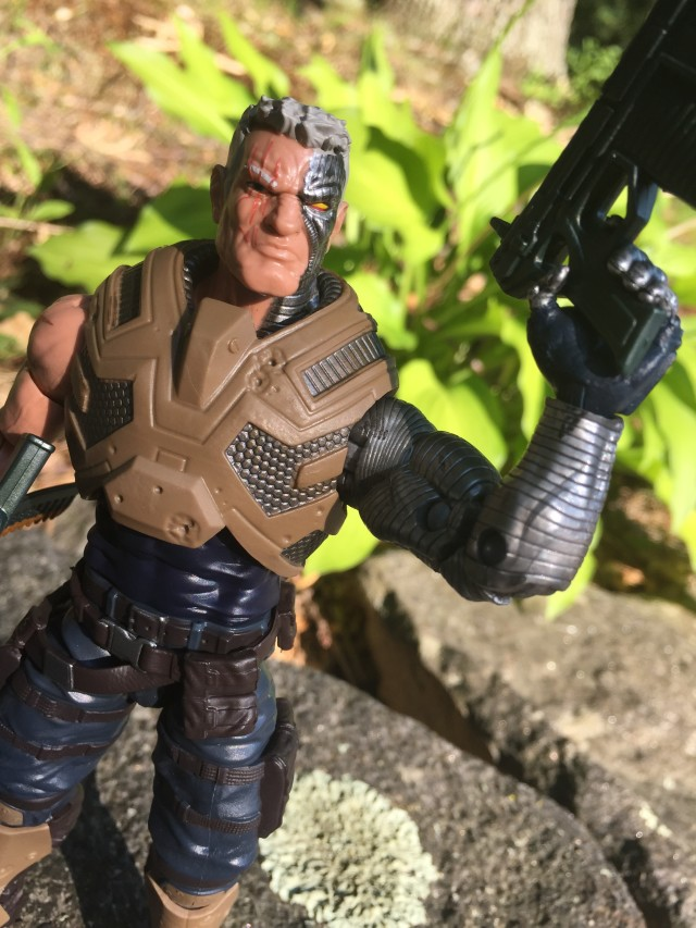 Marvel Legends 2016 Cable Action Figure