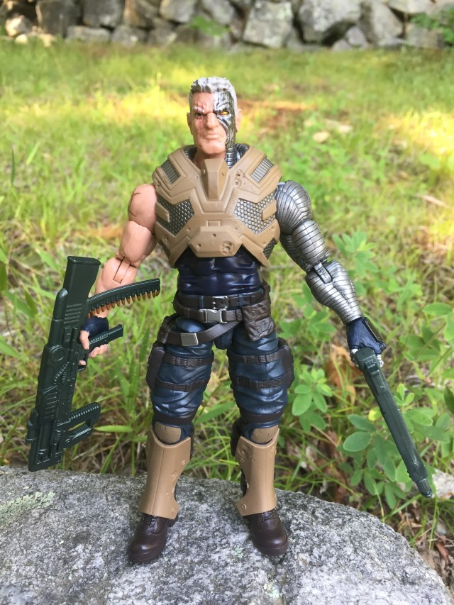 Hasbro Marvel Legends Cable 2016 Figure