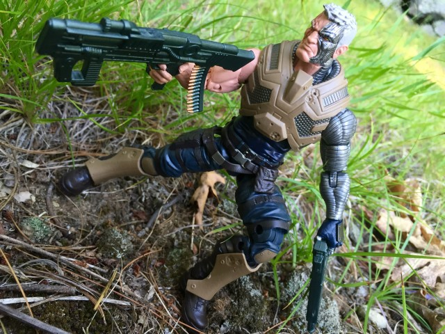 Marvel Legends Juggernaut Series Cable Review
