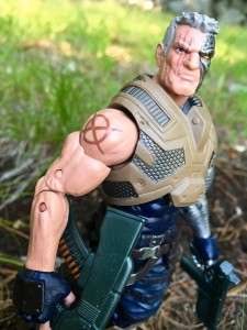 """Marvel Legends Review Hasbro Cable 6"""" Figure"""