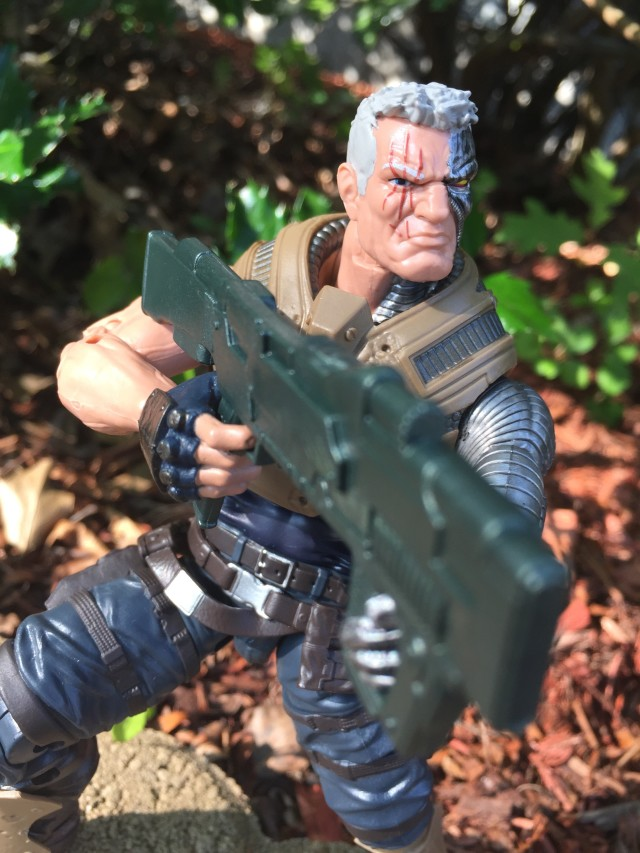 X-Men Marvel Legends Cable Review