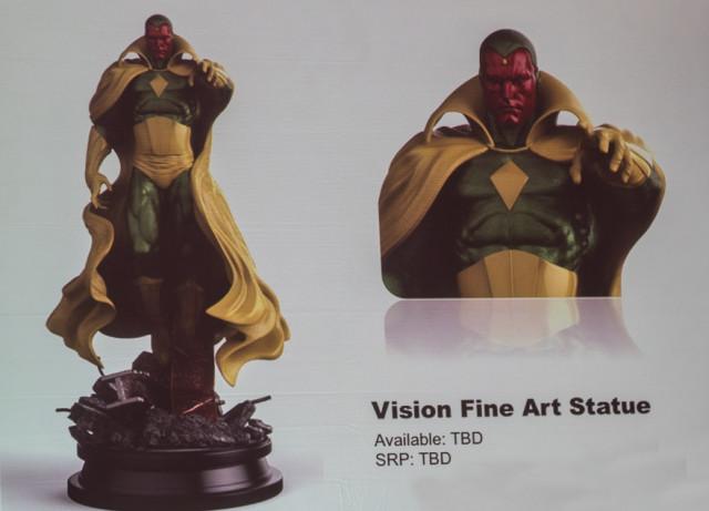 Kotobukiya Vision Fine Arts Statue