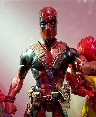 Marvel Legends 12 Inch Deadpool Figure SDCC 2016