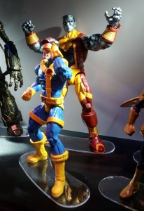 Marvel Legends 2017 Colossus and Jim Lee Cyclops Figures