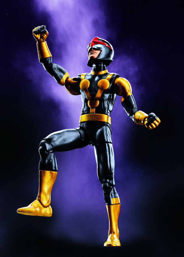Marvel Legends 2017 Nova Figure SDCC 2016