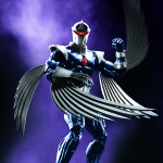 SDCC 2016: Marvel Legends Darkhawk! Titus! Vance Astro!