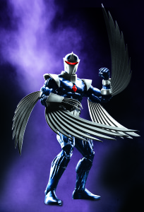 Marvel Legends Darkhawk Figure SDCC 2016