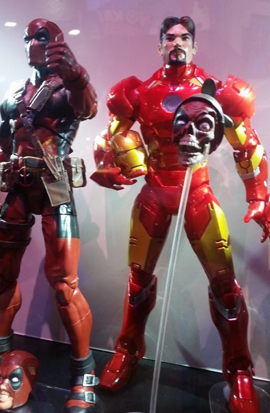 Marvel Legends Deadpool 12 Inch Figure SDCC 2016