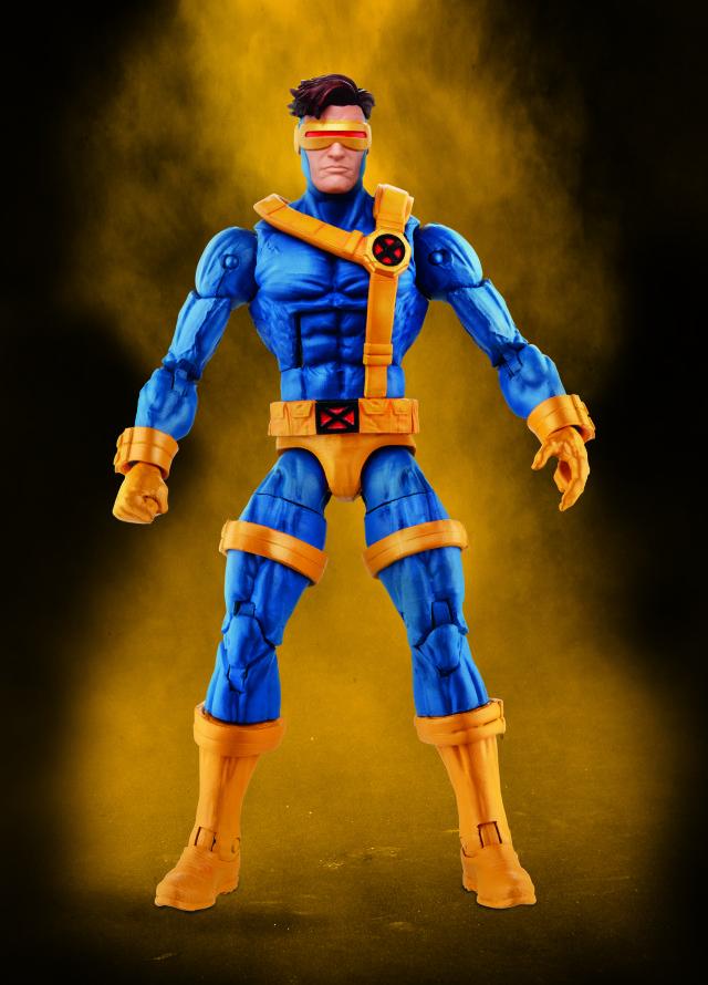 Marvel Legends Jim Lee Cyclops Hasbro 2017 Figure