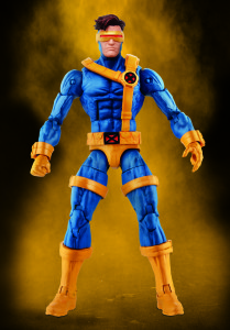 Marvel Legends Jim Lee Cyclops Hasbro 2017 Figure