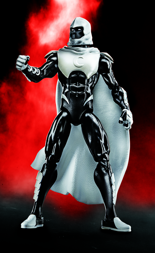 Marvel Legends Moon Knight SDCC 2016 Figure Reveal