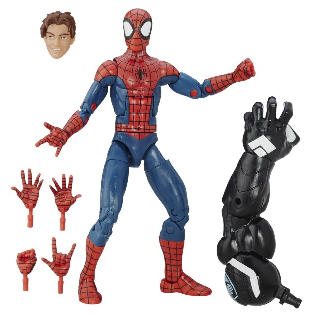 Marvel Legends Ultimate Spider-Man Peter Parker Figure