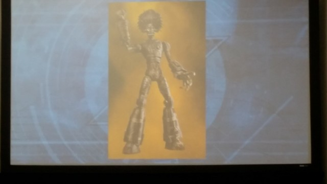 Marvel Legends Warlock Build-A-Figure SDCC 2016 Hasbro Panel