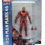 Marvel Select Civil War Movie Figures Packaged Photos!
