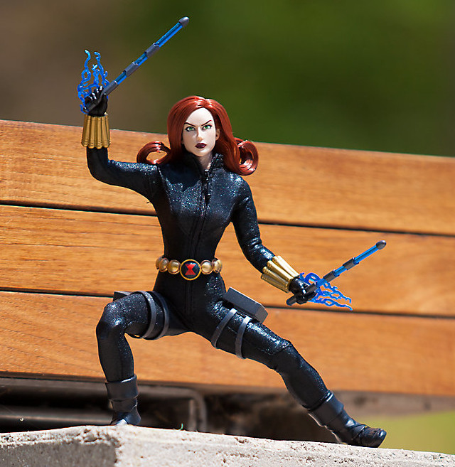 Marvel Ultimate Series Premium Black Widow Action Figure