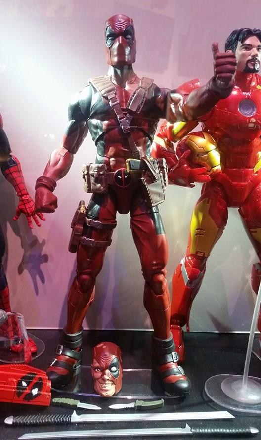 SDCC 2016 Marvel Legends 12 Inch Deadpool Figure