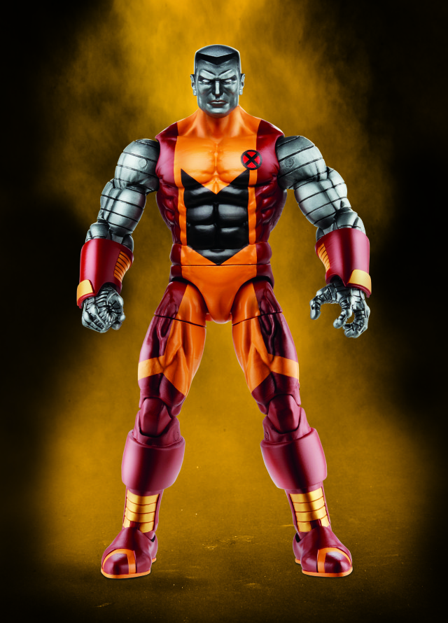 SDCC 2016 Marvel Legends Colossus X-Men Figure