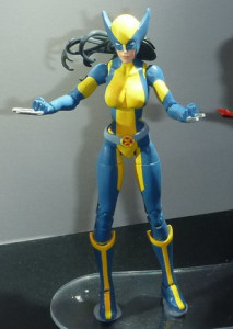 SDCC 2016 Marvel Legends Wolverine X-23 Figure