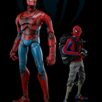 3A Toys Spider-Man Figure Sets Photos & Order Info!