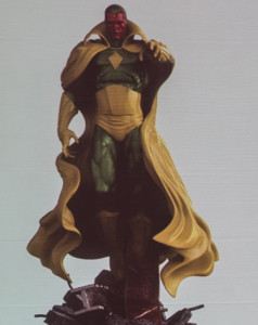 Vision Kotobukiya Fine Arts Statue SDCC 2016