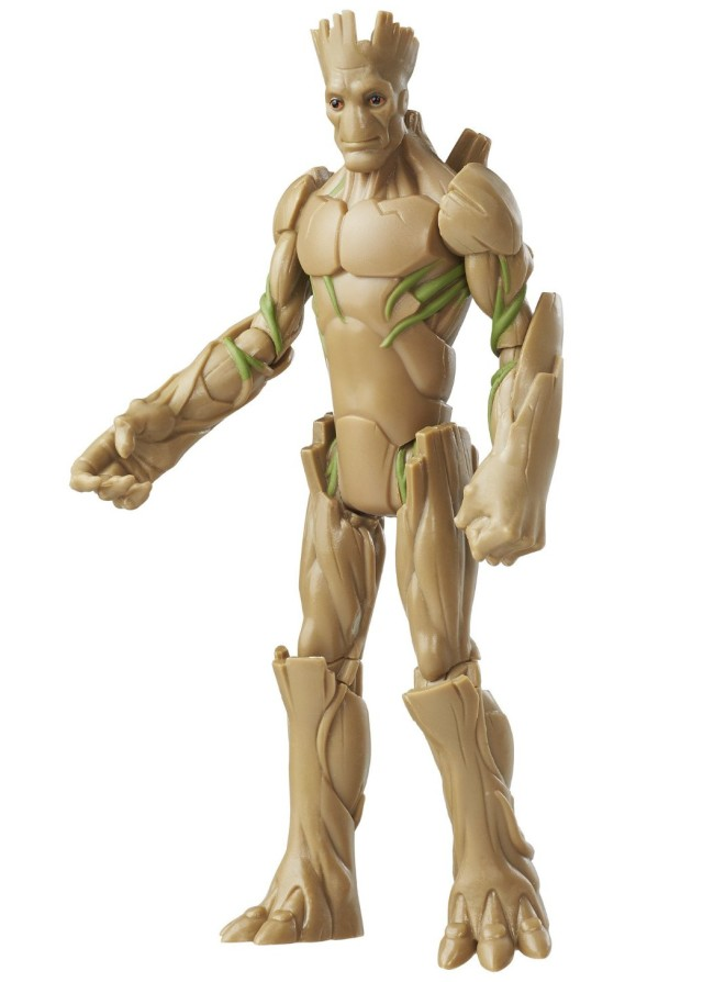 Animated Groot Guardians of the Galaxy Action Figure
