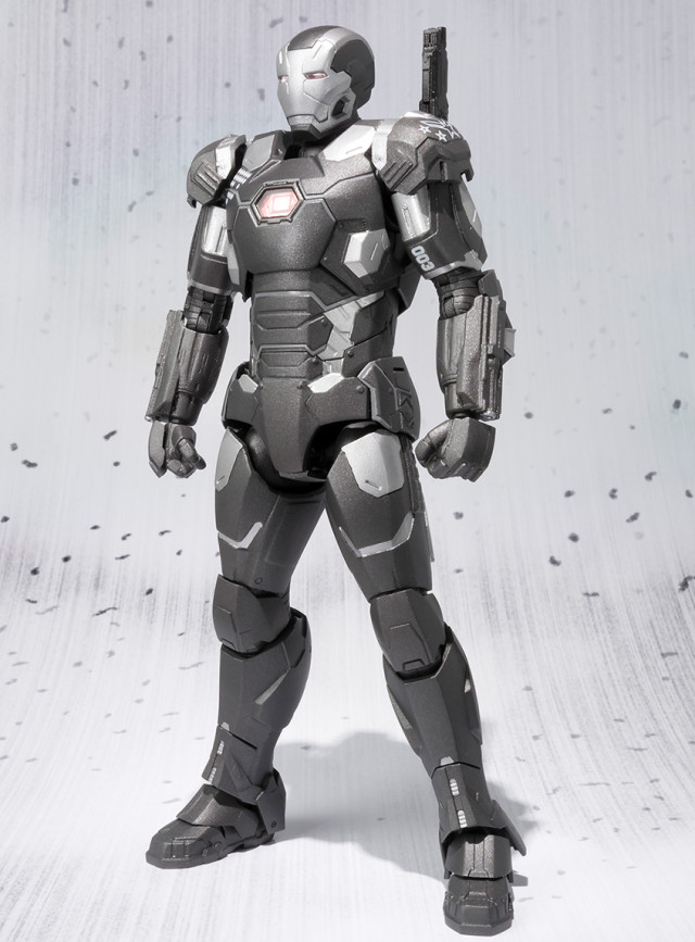 Bandai S.H. Figuarts Exclusive War Machine Mk III Figure