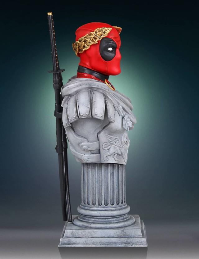 Caesar Deadpool Mini Bust Gentle Giant Ltd