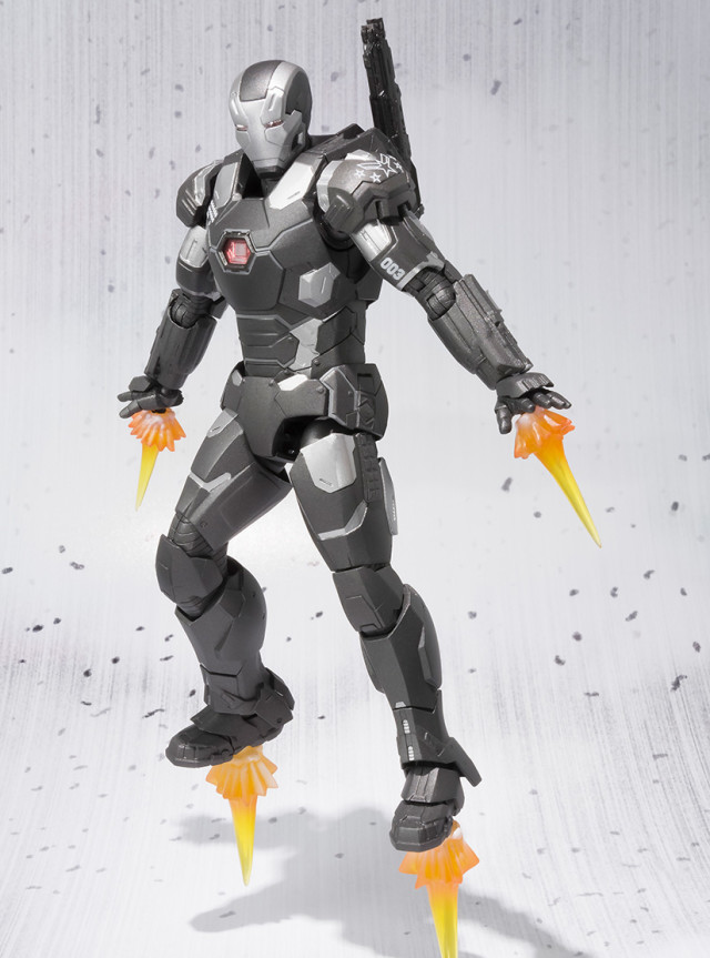 Civil War Figuarts War Machine Mark III Action Figure