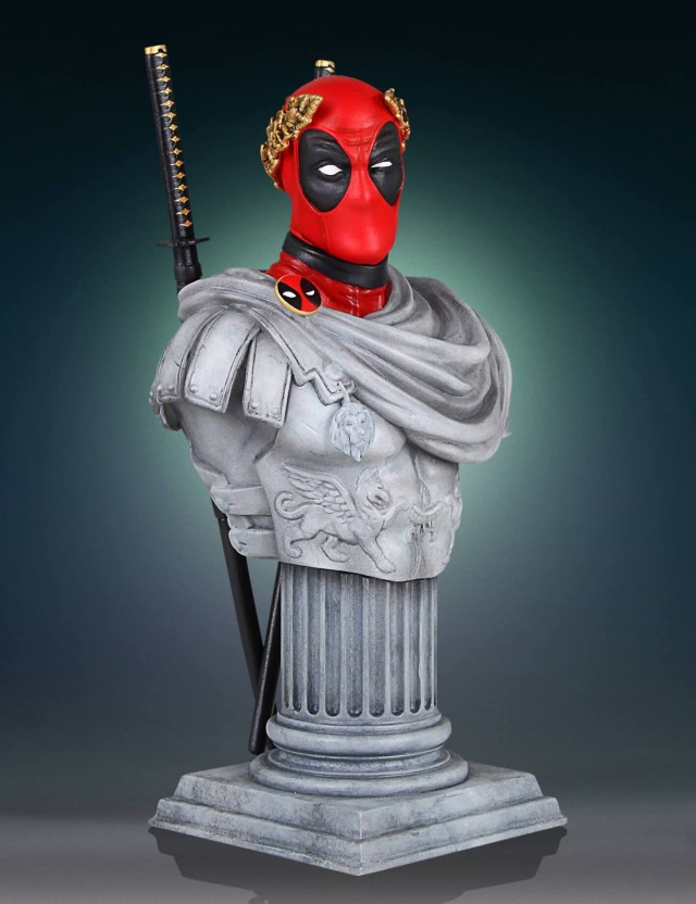 Deadpool Caesar Classic Bust Gentle Giant Ltd