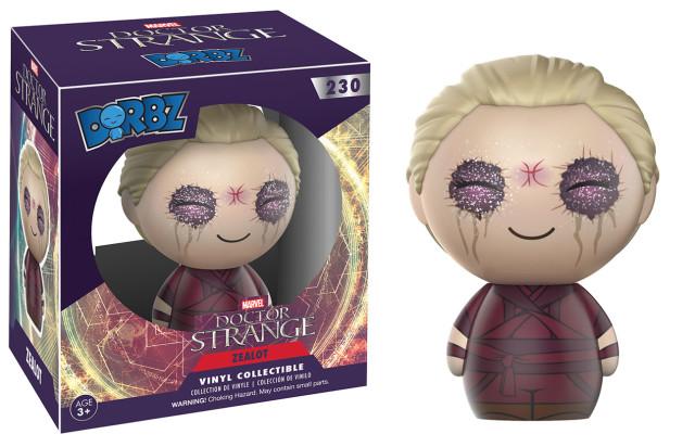 Doctor Strange Dorbz Zealot Figure