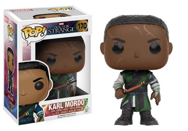 Doctor Strange Funko POP Vinyls Karl Mordo Figure